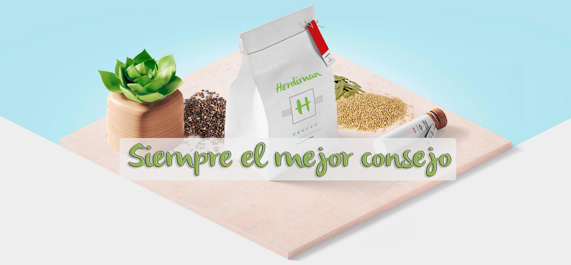 Herdiman HerboDietética Manchega - Siempre el mejor consejo
