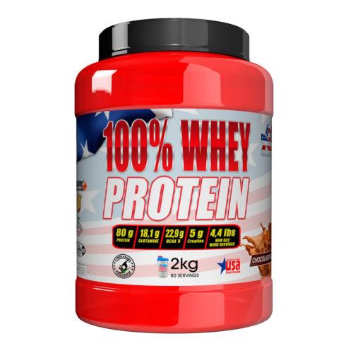 Herdiman american  suplement 100% whey protein
